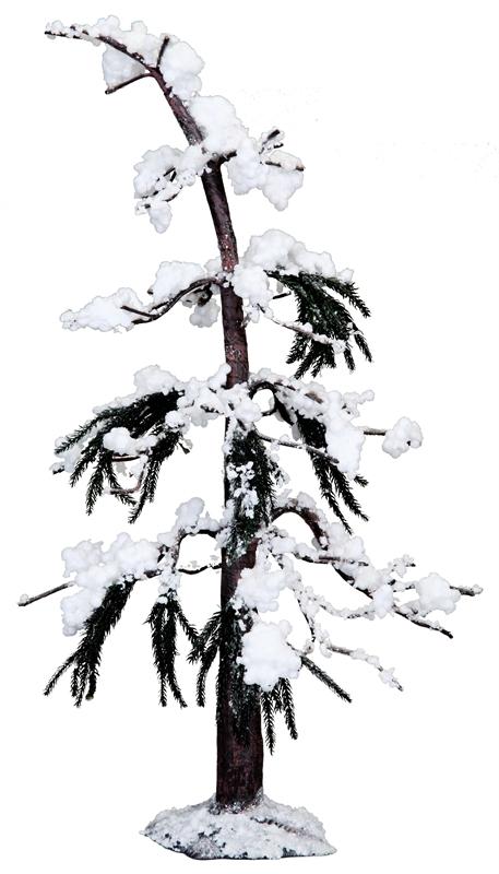 12 In. Scotch Pine Tree Lemax Village