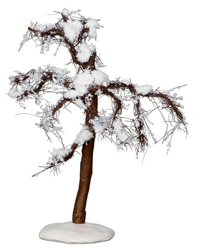 6 In. Winter Cypress Tree Lemax Village