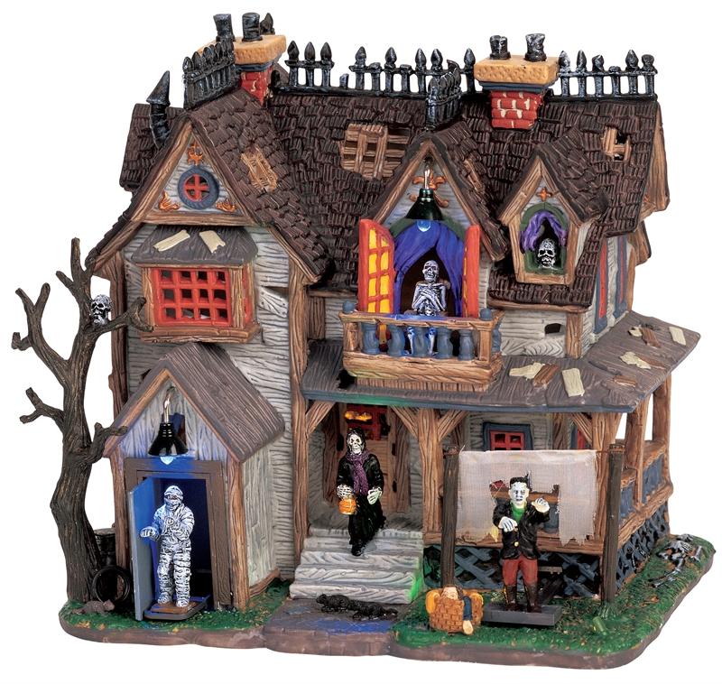 Boogiemen's Hangout Lemax Village