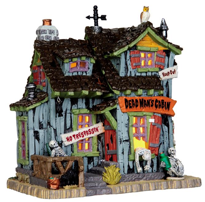 Dead Man's Cabin Lemax Village