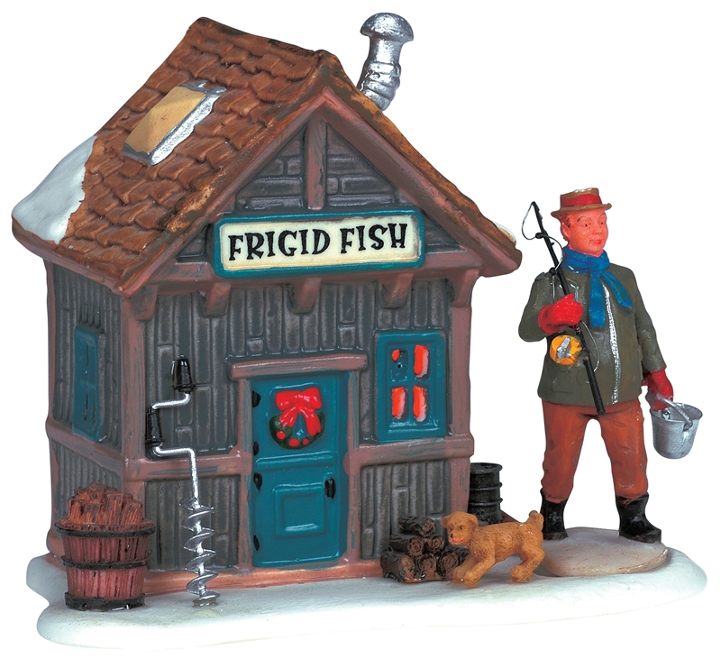 Frigid Fish Lemax Village