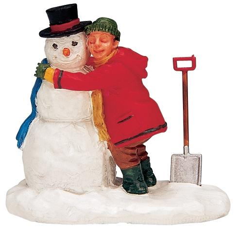 Frosty Friend Lemax Village