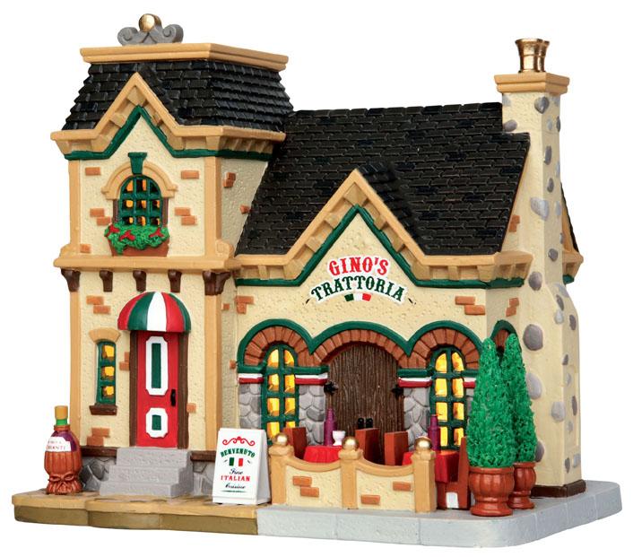 Gino's Trattoria Lemax Village