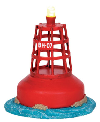 Harbor Buoy Lemax Village