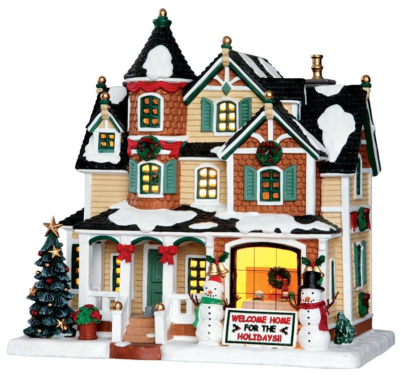 Holidays Homecoming Lemax Village