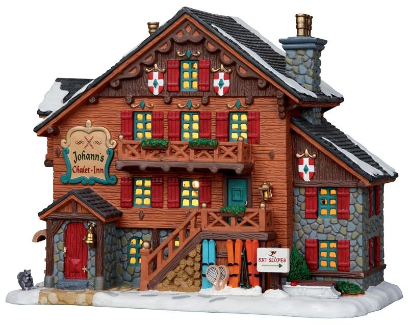 Johann's Chalet Inn Lemax Village