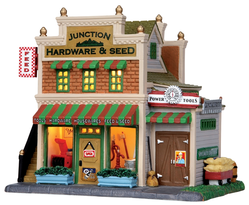 Junction Hardware & Seed Lemax Village