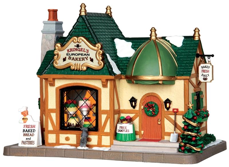 Kringel's European Bakery Lemax Village