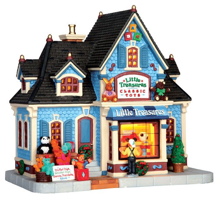 Little Treasures Classic Toys Lemax Village