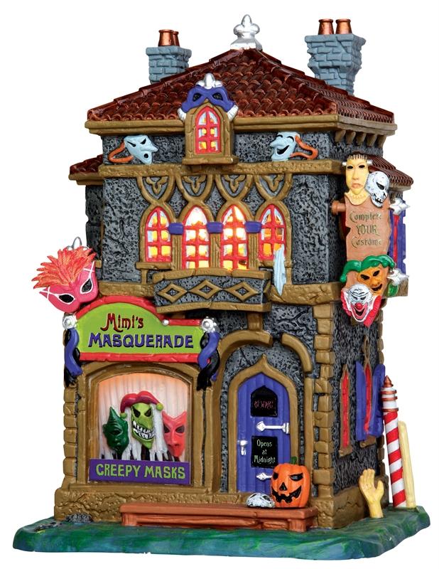 Mimi's Masquerade Lemax Village