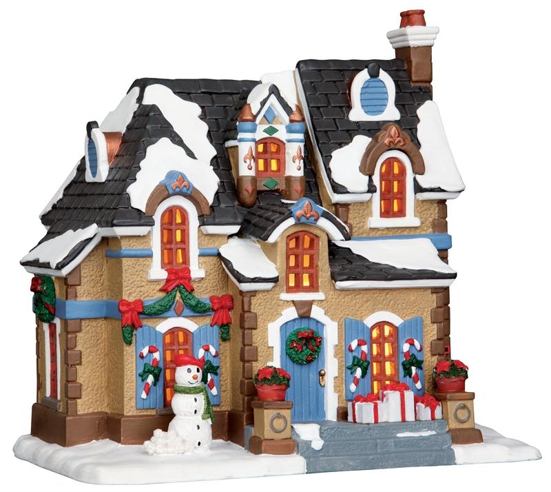 Pierre's Christmas Lemax Village