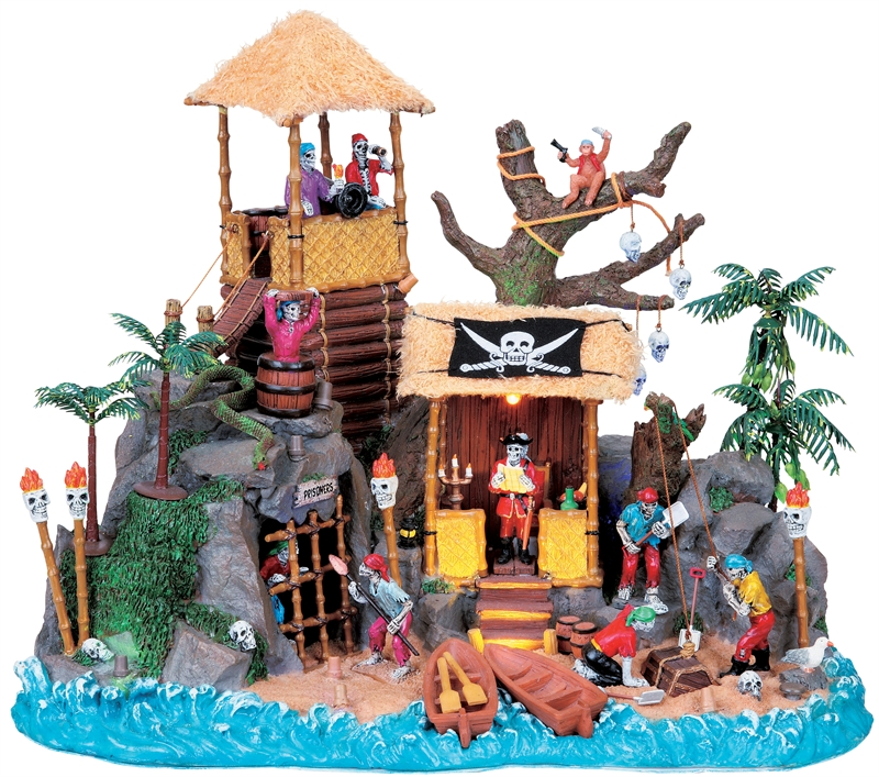 Pirates' Hideout Lemax Village