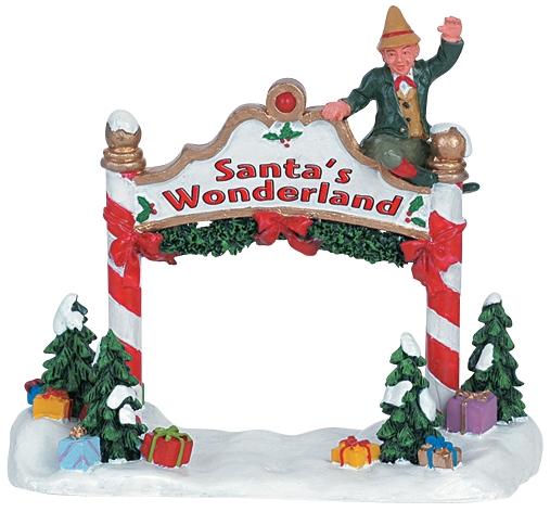 Santa's Wonderland Lemax Village