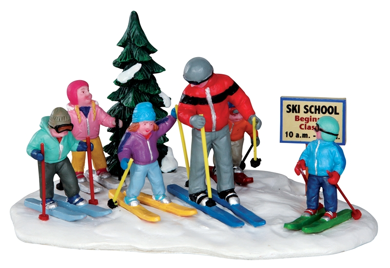 Ski School Lemax Village