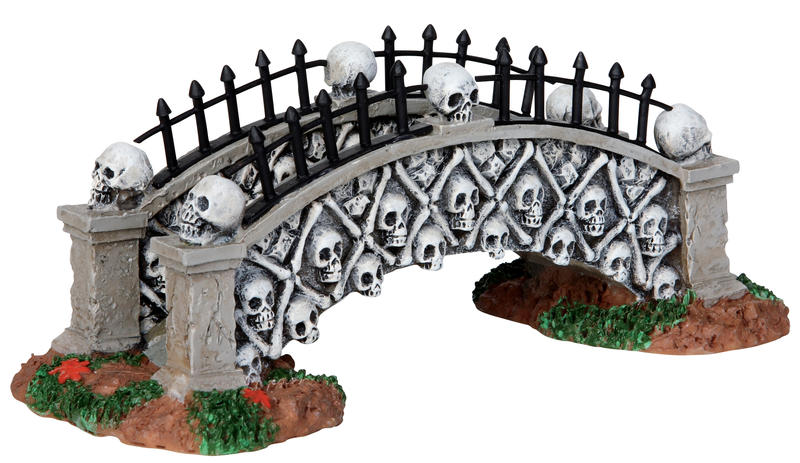 Skull Bridge Lemax Village