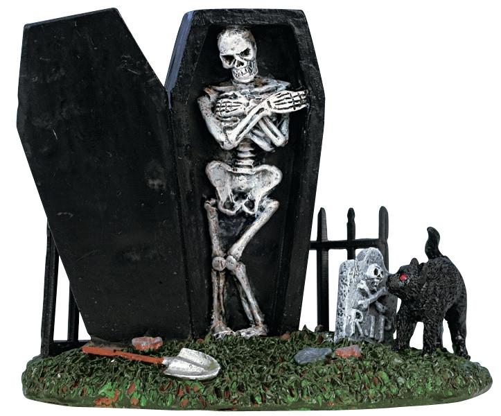 Spooky Graveyard Lemax Village