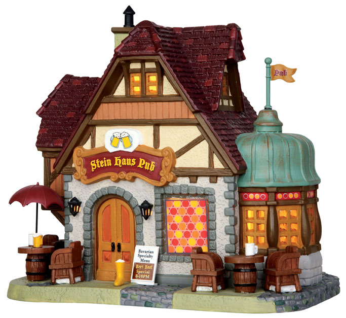 Stein Haus Pub Lemax Village