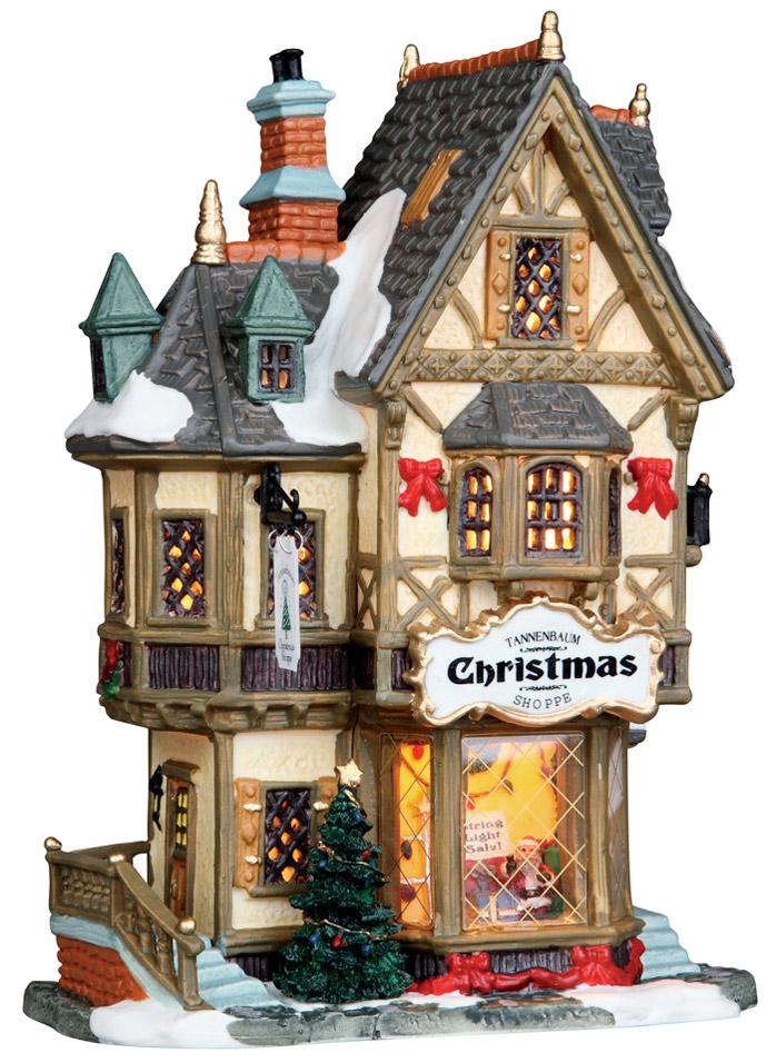 Tannenbaum Christmas Shoppe Lemax Village