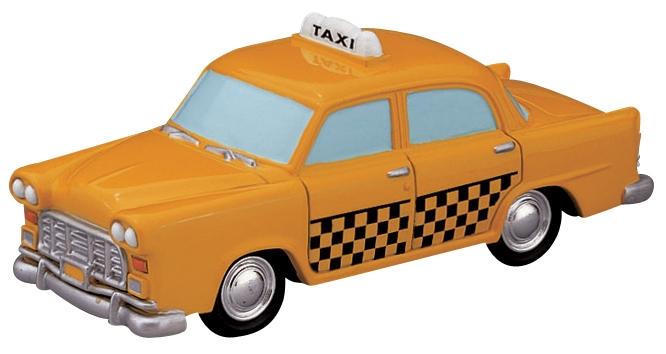 Taxi Cab Lemax Village