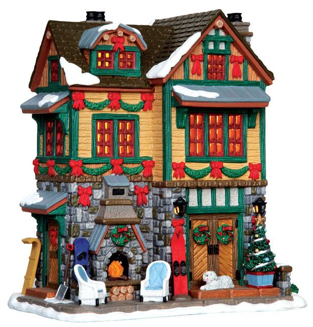 The Brodie Residence Lemax Village