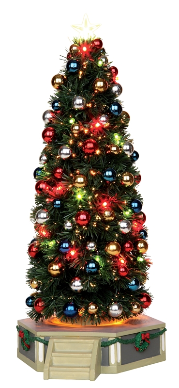 The Majestic Christmas Tree Lemax Village