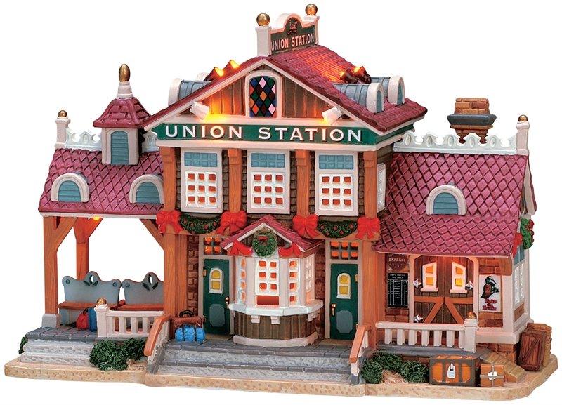 Union Station Lemax Village