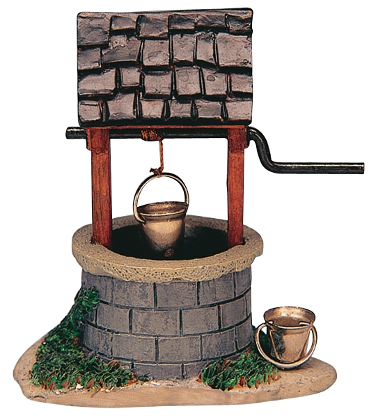Water Well Lemax Village